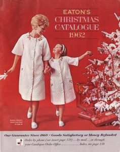 Eaton's Christmas 1962 Catalogue