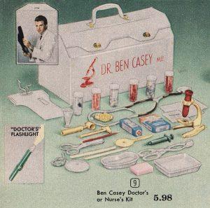 Ben Casey Doctor Kit